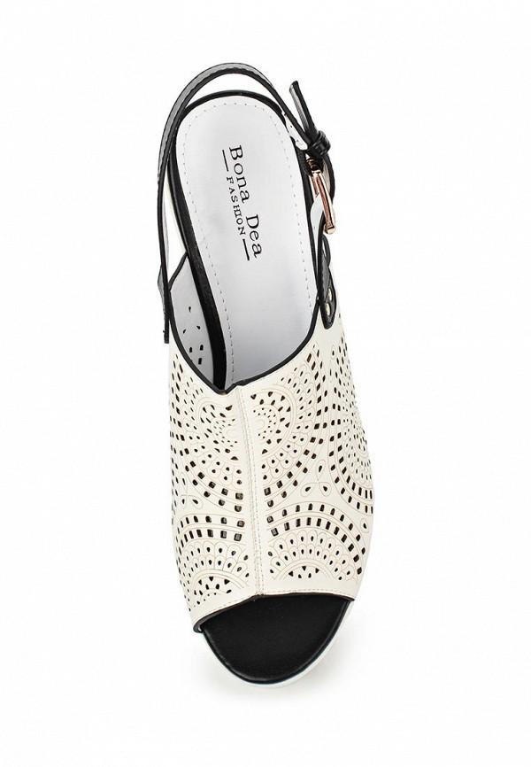 Босоножки на каблуке Bona Dea E705-N6151-1: изображение 4