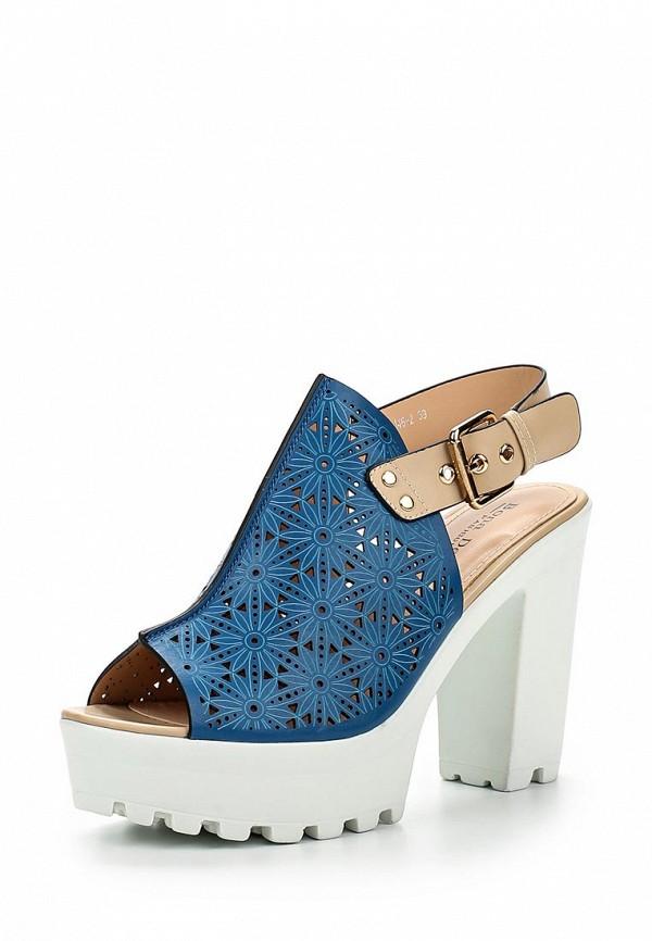 Босоножки на каблуке Bona Dea E705-N8146-2