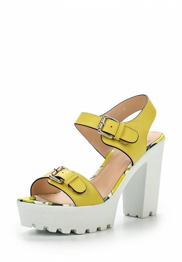 Босоножки на каблуке Bona Dea E705-N8133-1