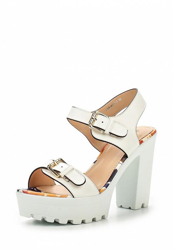 Босоножки на каблуке Bona Dea E705-N8133-2