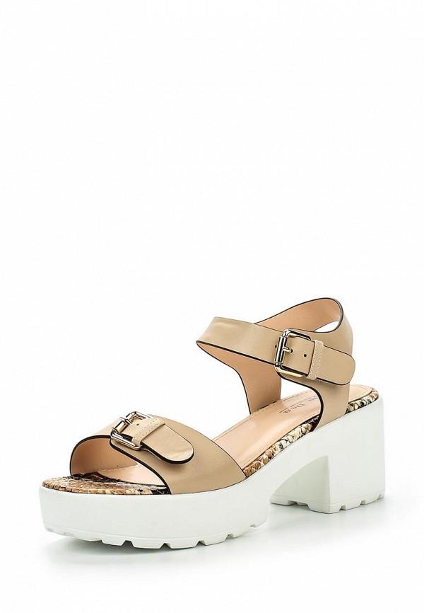 Босоножки на каблуке Bona Dea E722-N8206-3