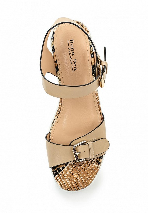 Босоножки на каблуке Bona Dea E722-N8206-3: изображение 4