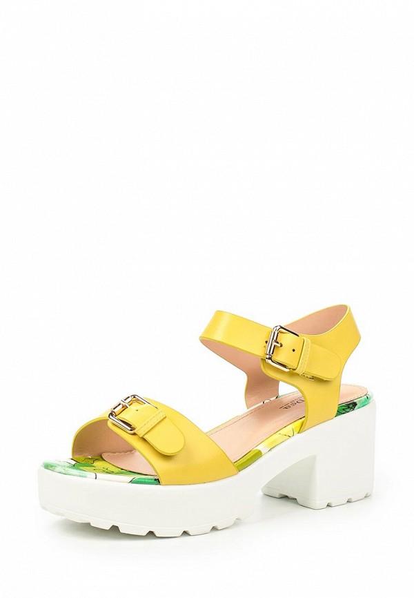 Босоножки на каблуке Bona Dea E722-N8206-4