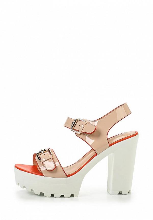 Босоножки на каблуке Bona Dea E705-N8133-4: изображение 2
