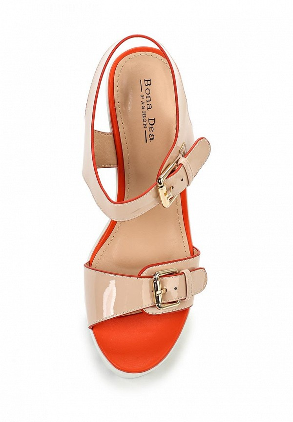 Босоножки на каблуке Bona Dea E705-N8133-4: изображение 4