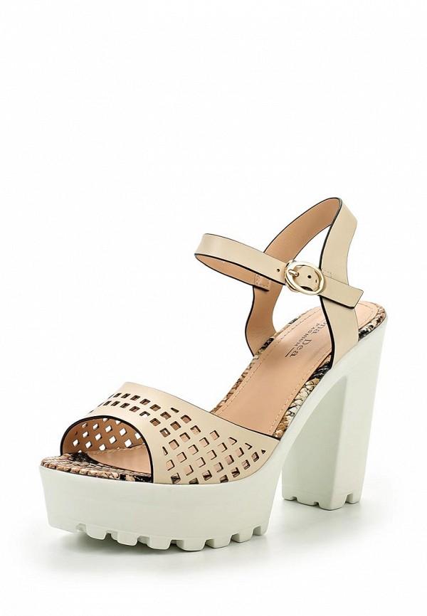 Босоножки на каблуке Bona Dea E705-N8153-2