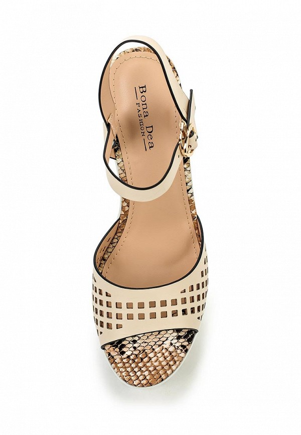 Босоножки на каблуке Bona Dea E705-N8153-2: изображение 4