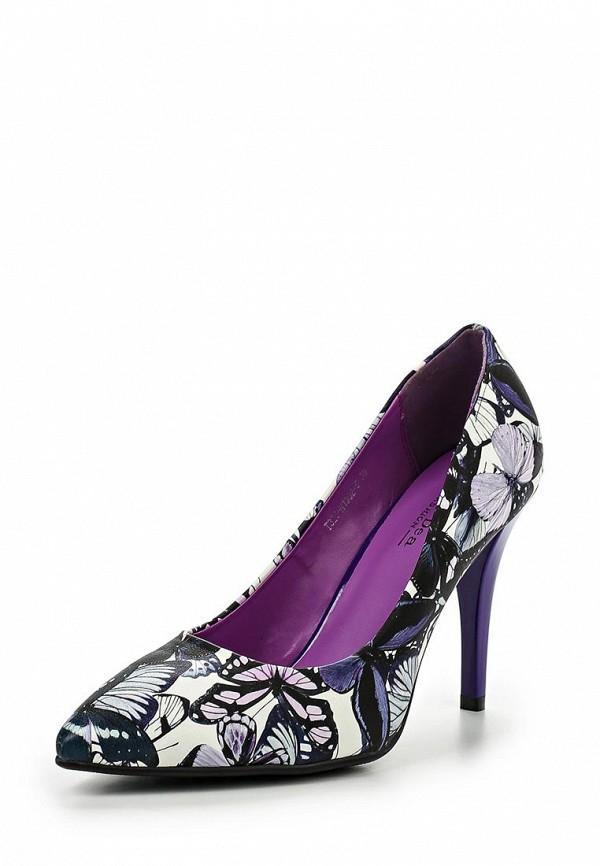 Туфли на шпильке Bona Dea T326-N1302-6: изображение 1