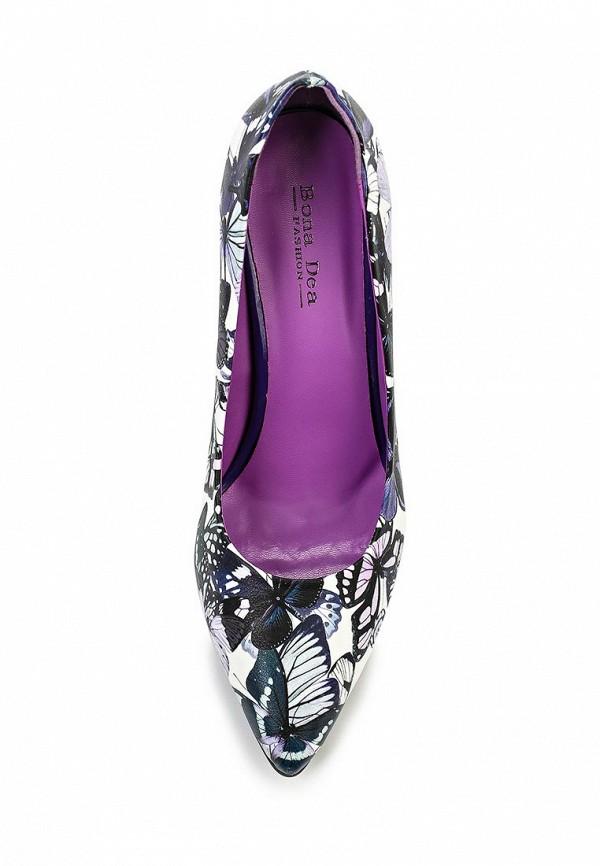 Туфли на шпильке Bona Dea T326-N1302-6: изображение 4