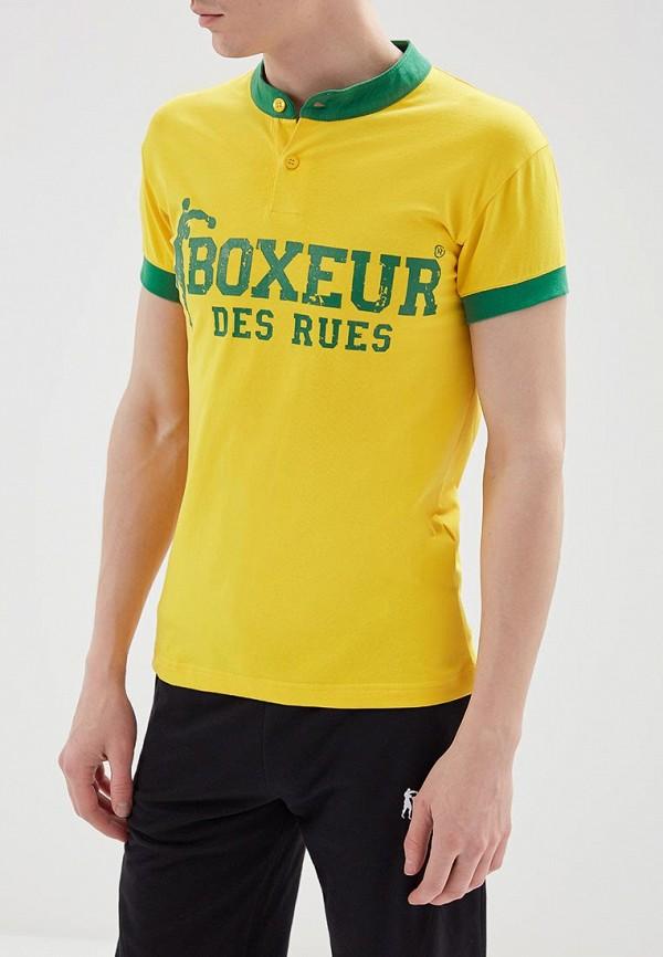 Футболка Boxeur Des Rues Boxeur Des Rues BO030EMARSM4 boxeur des rues boxeur des rues bo030emlov56