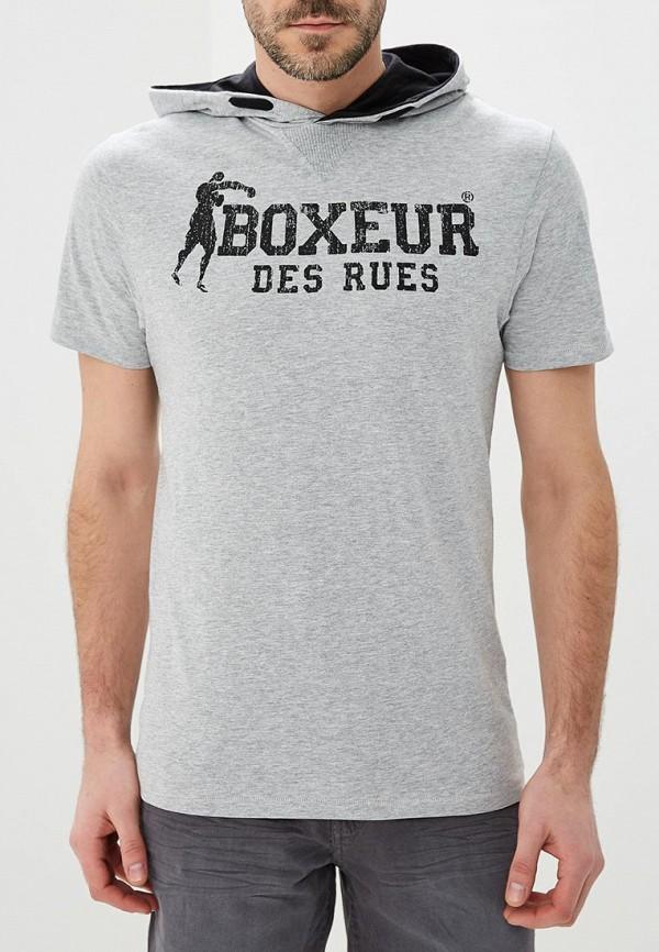 Футболка Boxeur Des Rues Boxeur Des Rues BO030EMARSM9 boxeur des rues boxeur des rues bo030emlov56