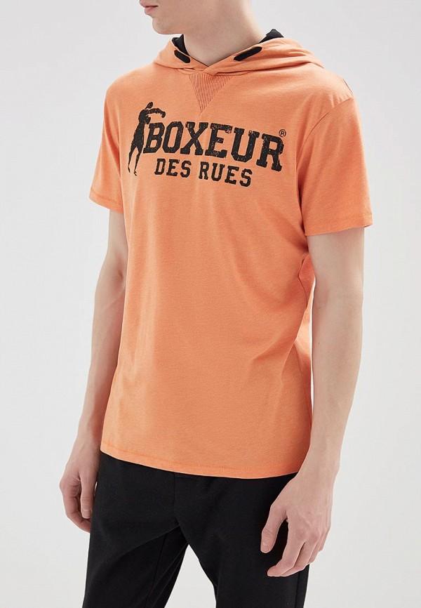 Футболка Boxeur Des Rues Boxeur Des Rues BO030EMARSN0 boxeur des rues boxeur des rues bo030emlov56