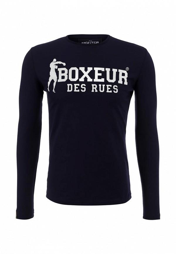 Футболка с надписями Boxeur Des Rues BXE-2402A: изображение 1