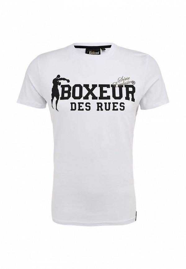 Футболка с надписями Boxeur Des Rues BXE-02ESY: изображение 2
