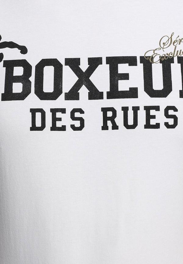Футболка с надписями Boxeur Des Rues BXE-02ESY: изображение 3