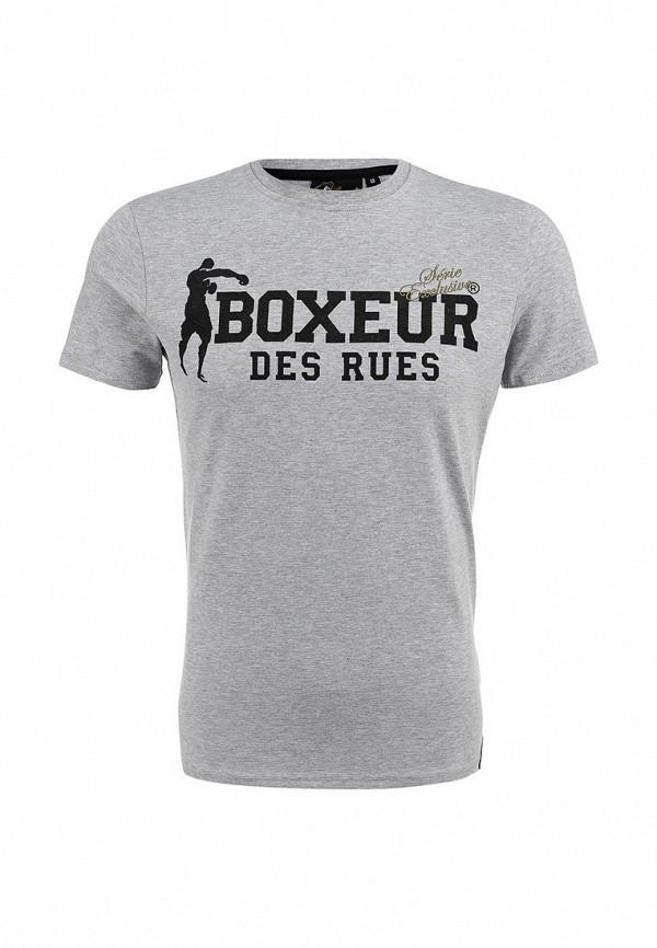 Футболка с коротким рукавом Boxeur Des Rues BXE-02ESY: изображение 6