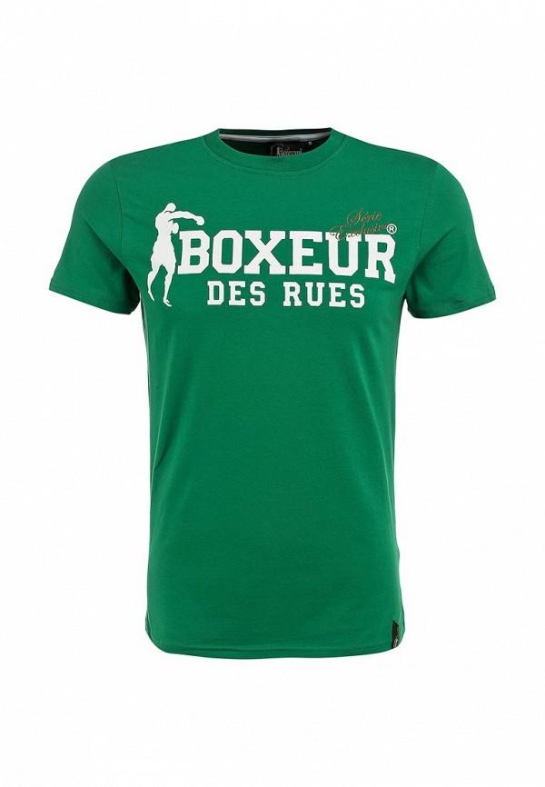 Футболка с коротким рукавом Boxeur Des Rues BXE-02ESY: изображение 2