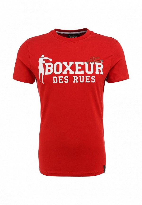 Футболка с коротким рукавом Boxeur Des Rues BXE-02ESY: изображение 1