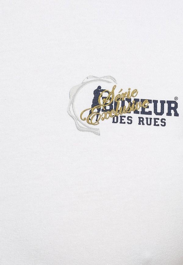 Футболка с надписями Boxeur Des Rues BXE-2023X: изображение 3