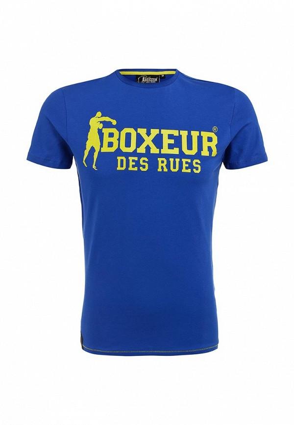 Футболка с надписями Boxeur Des Rues BXE-2398A: изображение 1