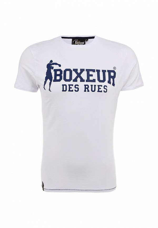 Футболка с надписями Boxeur Des Rues BXE-2398A: изображение 2