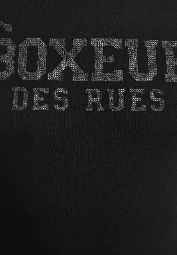 Футболка с надписями Boxeur Des Rues BXE-2401A: изображение 3