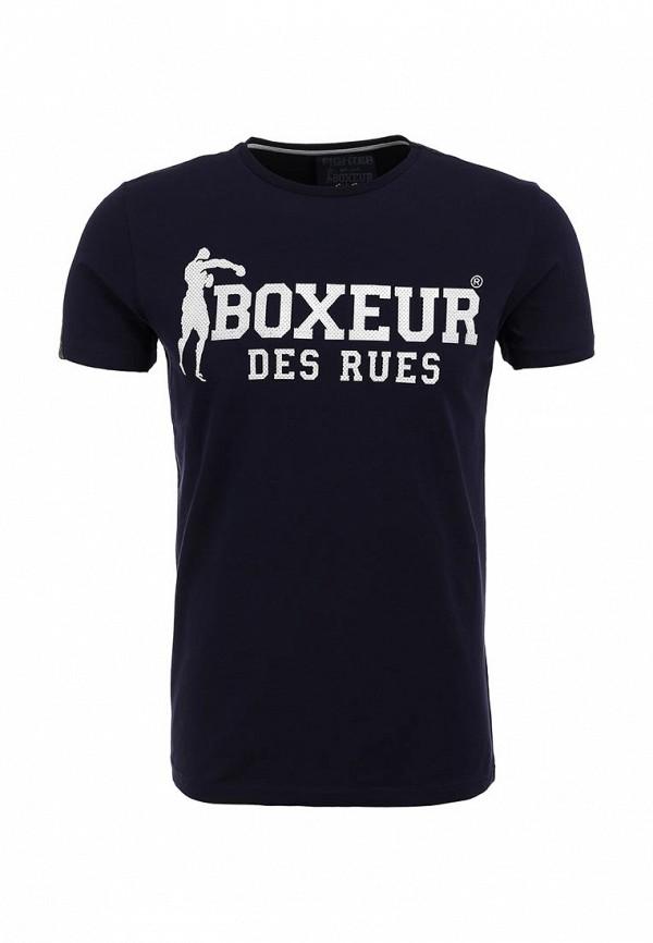 Футболка с надписями Boxeur Des Rues BXE-2403A: изображение 1