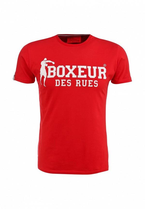 Футболка с надписями Boxeur Des Rues BXE-2403A: изображение 2
