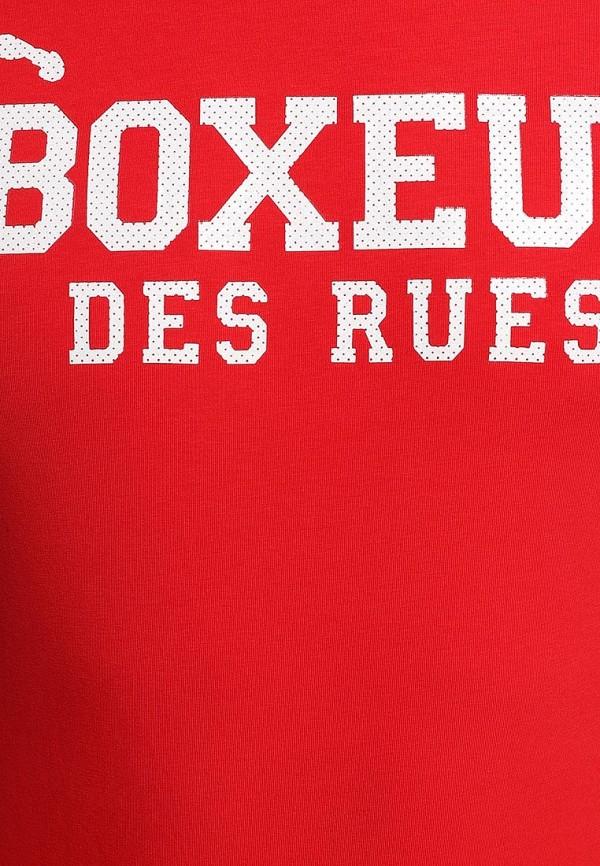 Футболка с надписями Boxeur Des Rues BXE-2403A: изображение 3