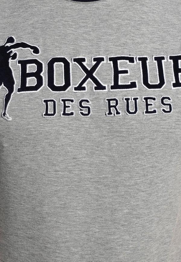 Футболка с надписями Boxeur Des Rues BXE-2412A: изображение 3