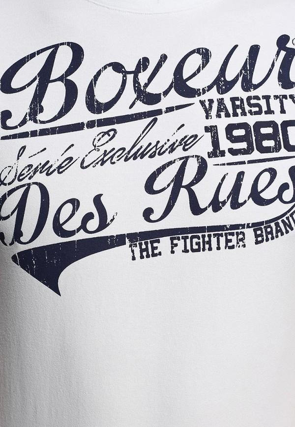Футболка с надписями Boxeur Des Rues BXE-2416A: изображение 3