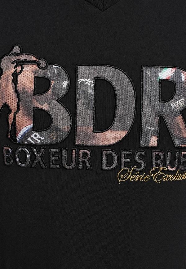 Футболка с надписями Boxeur Des Rues BXE-2431A: изображение 3