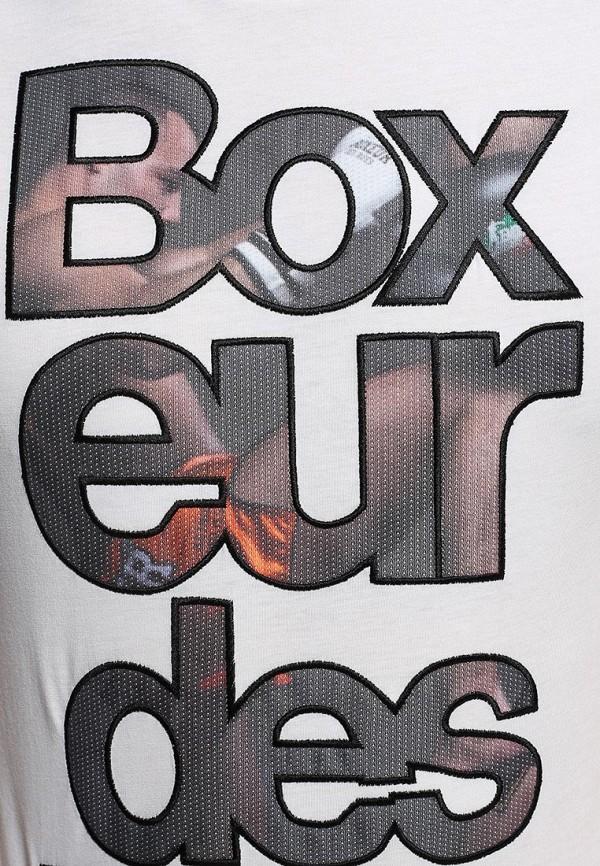 Футболка с надписями Boxeur Des Rues BXE-2435A: изображение 3