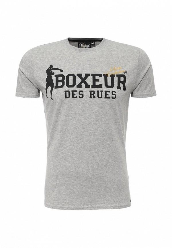 Футболка с коротким рукавом Boxeur Des Rues BXE-02ESY: изображение 7