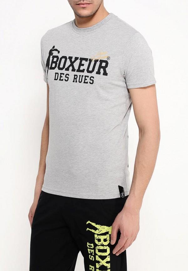 Футболка с коротким рукавом Boxeur Des Rues BXE-02ESY: изображение 10
