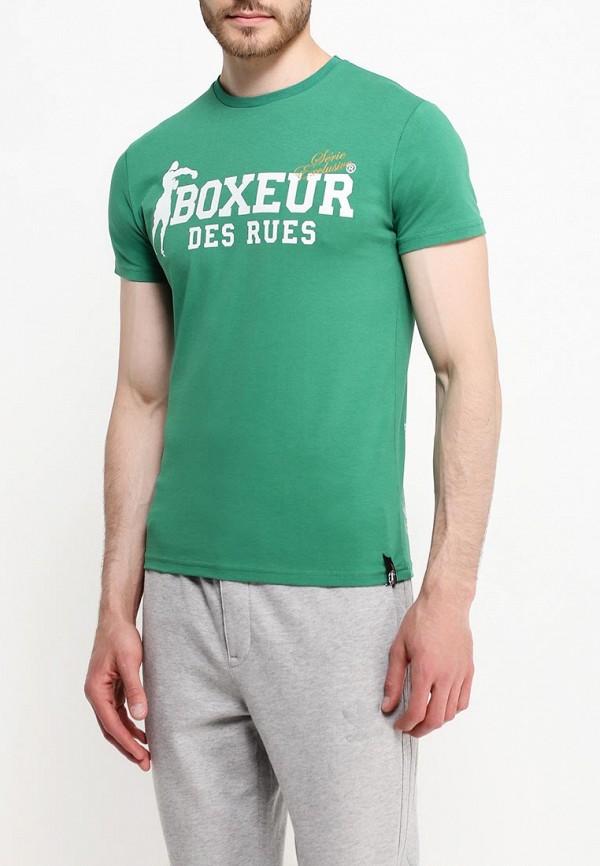 Футболка с коротким рукавом Boxeur Des Rues BXE-02ESY: изображение 8