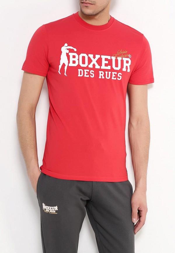 Футболка с коротким рукавом Boxeur Des Rues BXE-02ESY: изображение 9