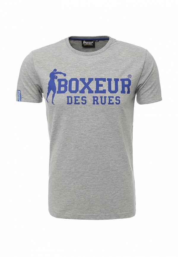 Футболка с коротким рукавом Boxeur Des Rues BXE-2593C: изображение 1