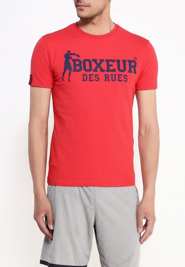 Футболка с коротким рукавом Boxeur Des Rues BXE-2593C: изображение 3