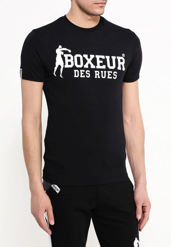 Футболка с коротким рукавом Boxeur Des Rues BXE-2593C: изображение 4
