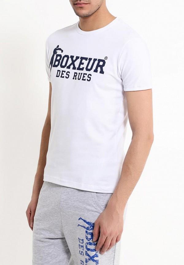 Футболка с надписями Boxeur Des Rues BXE-2593C: изображение 4