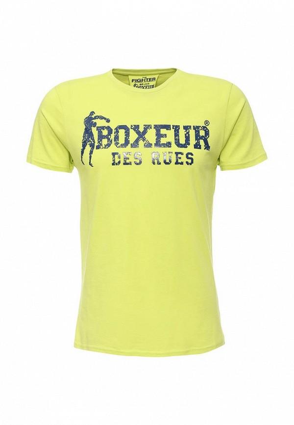 Футболка с коротким рукавом Boxeur Des Rues BXE-2600C: изображение 2