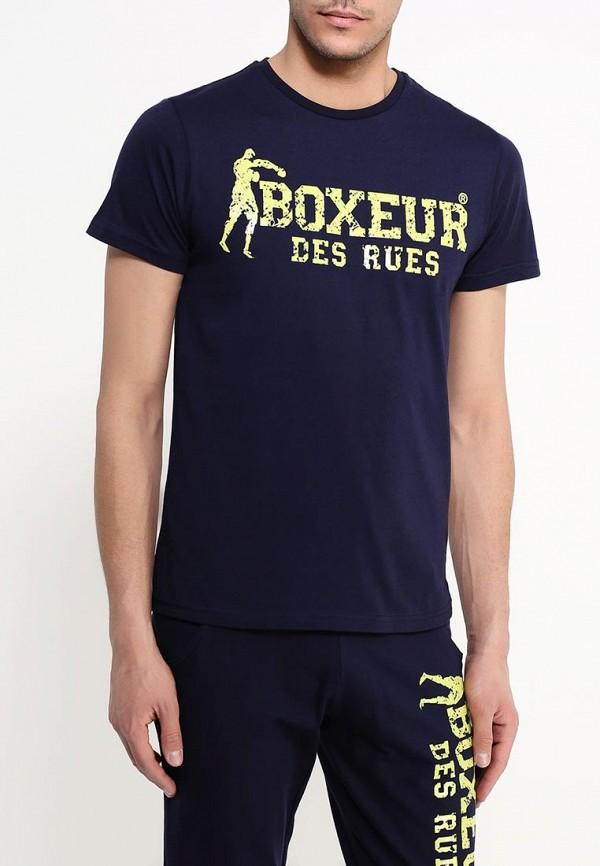 Футболка с коротким рукавом Boxeur Des Rues BXE-2600C: изображение 4