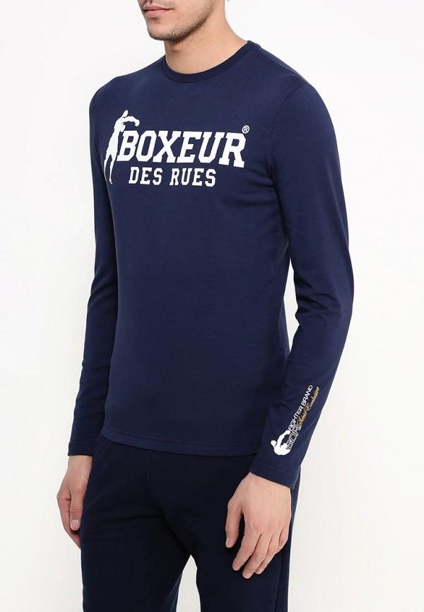 Футболка с длинным рукавом Boxeur Des Rues BXE-2595C: изображение 4