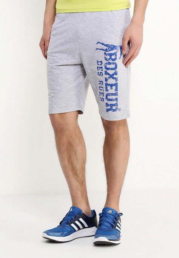 Мужские спортивные шорты Boxeur Des Rues BXE-1436C: изображение 3