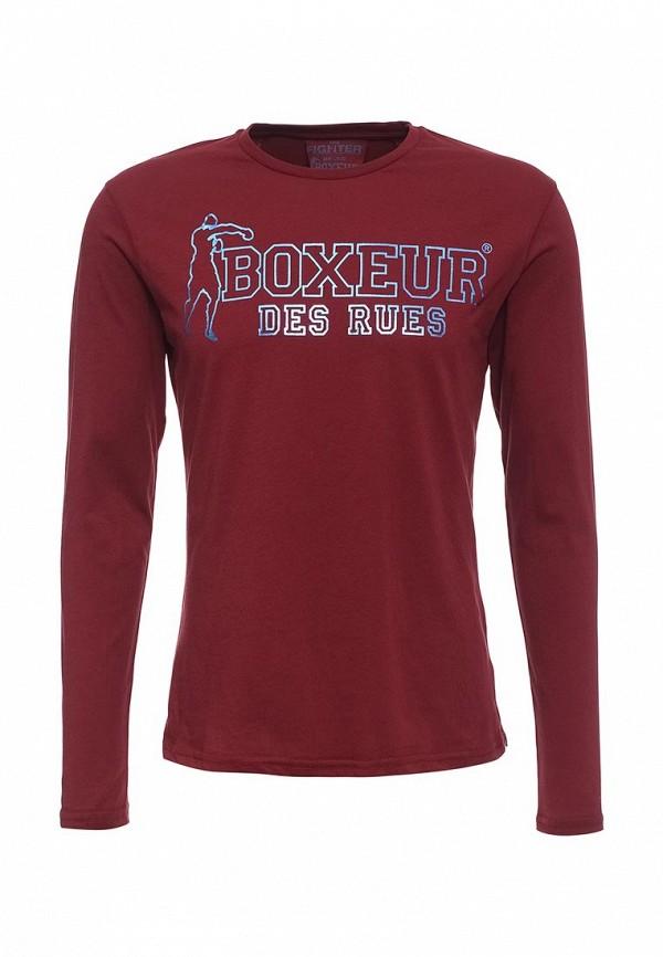 Футболка с надписями Boxeur Des Rues BXE-2652D