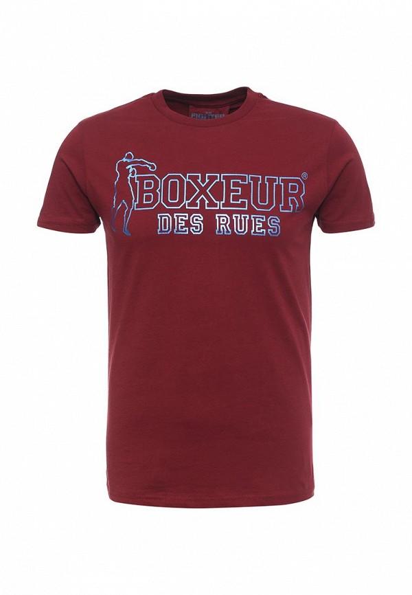 Футболка с коротким рукавом Boxeur Des Rues BXE-2654D