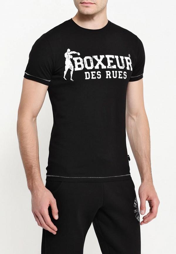 Футболка с надписями Boxeur Des Rues BXE-2658D: изображение 3