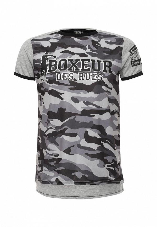 Футболка с коротким рукавом Boxeur Des Rues BXE-2665D