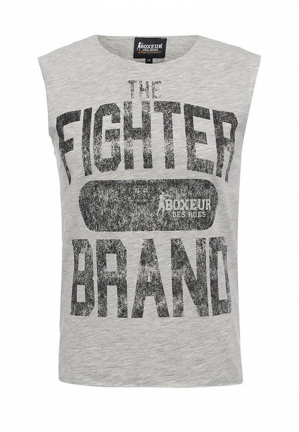 Майка Boxeur Des Rues Boxeur Des Rues BO030EMRIK74 брюки спортивные boxeur des rues boxeur des rues bo030emrik29